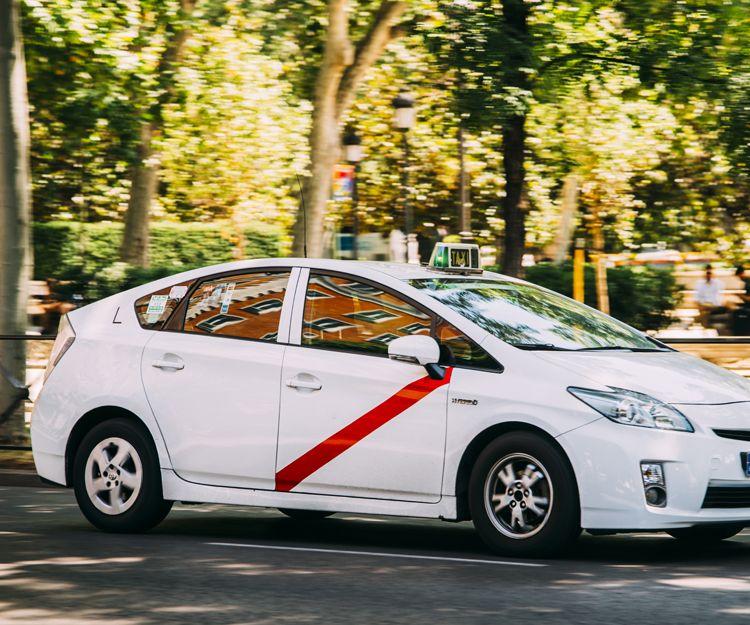 Compañía de taxis en Colmenar Viejo