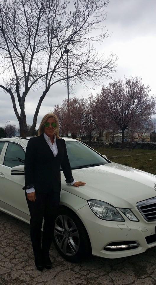 Vehículos de alquiler con conductor: Servicios de Radio-Taxi Colmenar