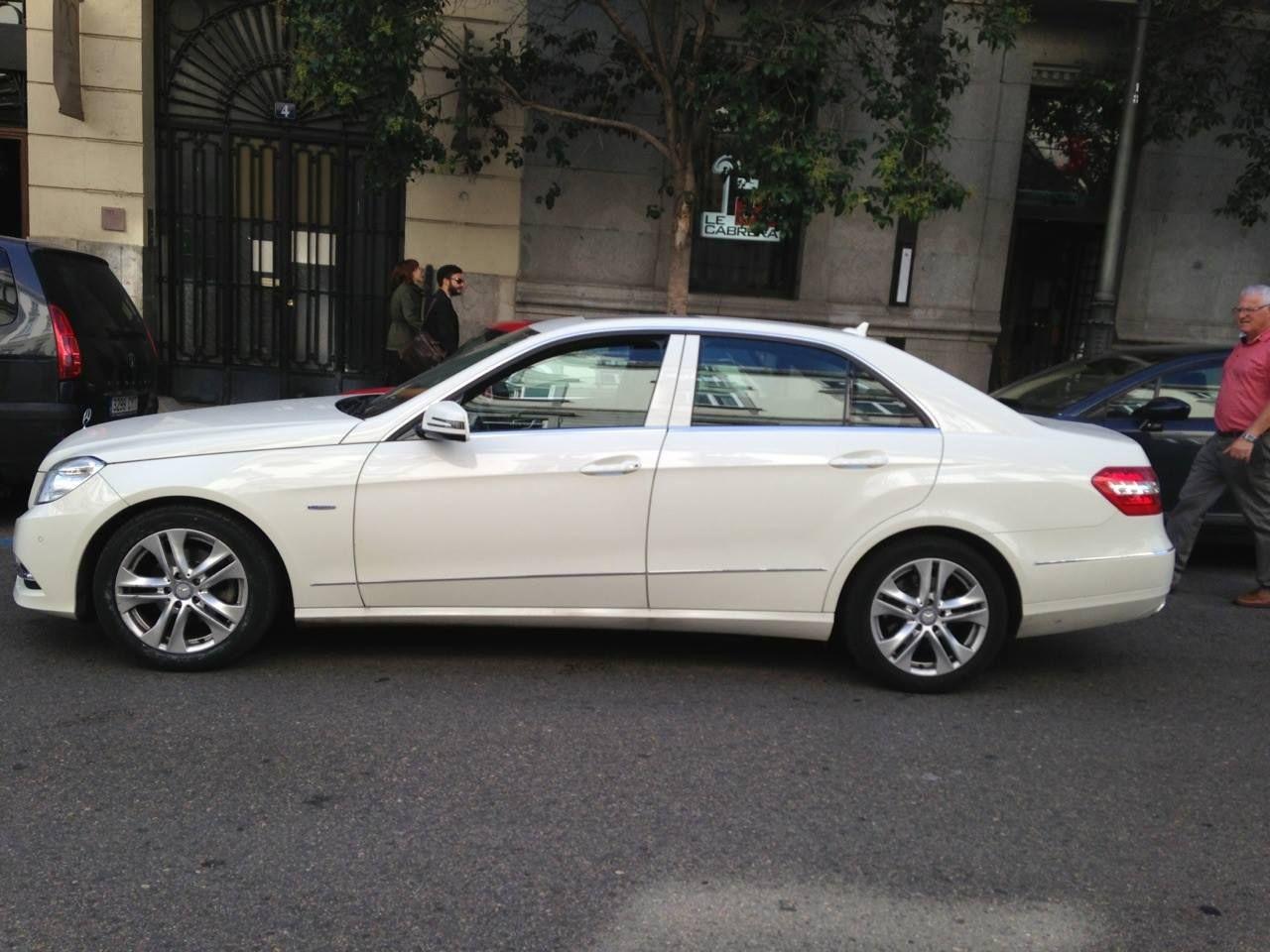 Vehículo de alta gama: Servicios de Radio-Taxi Colmenar