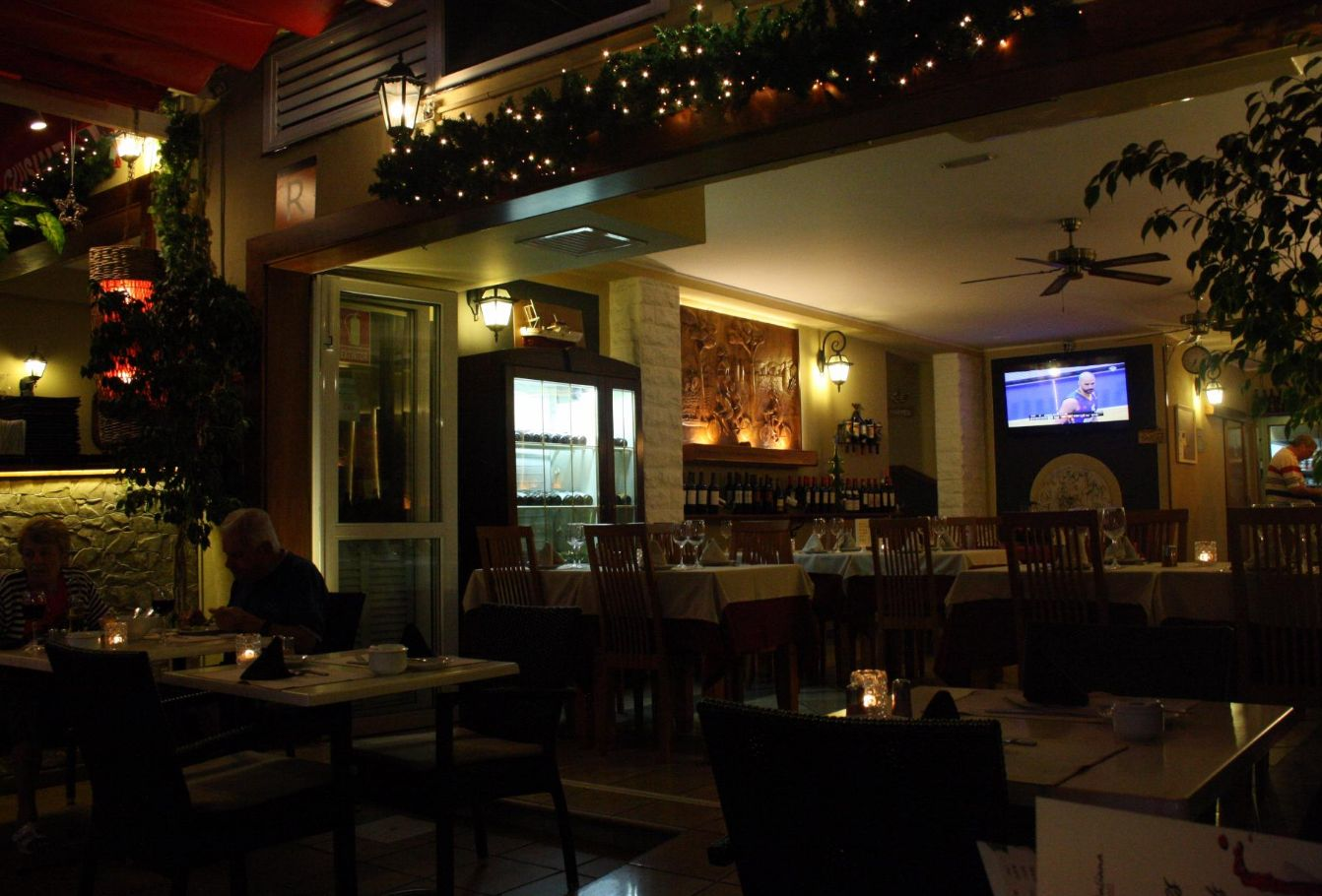 Mejores restaurantes italianos en Arona