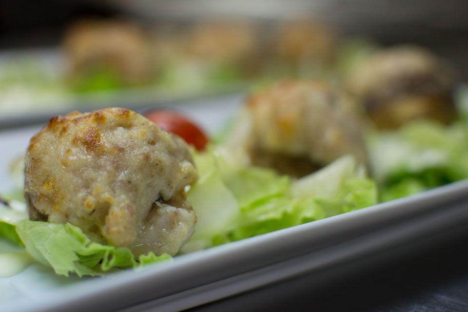 Entrantes calientes: Amplia carta de Restaurante Locanda Italiana