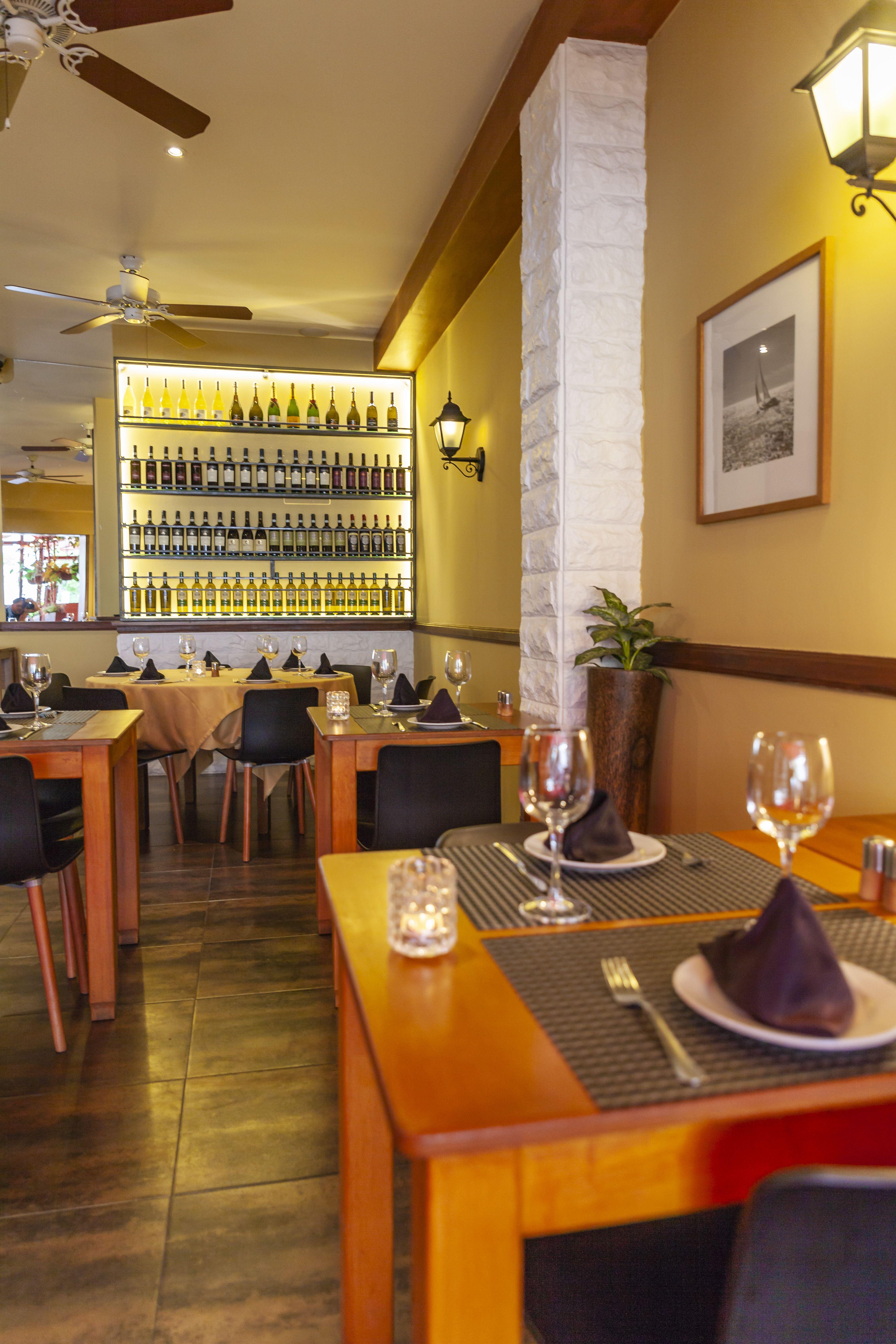 Auténtica comida italiana en Arona