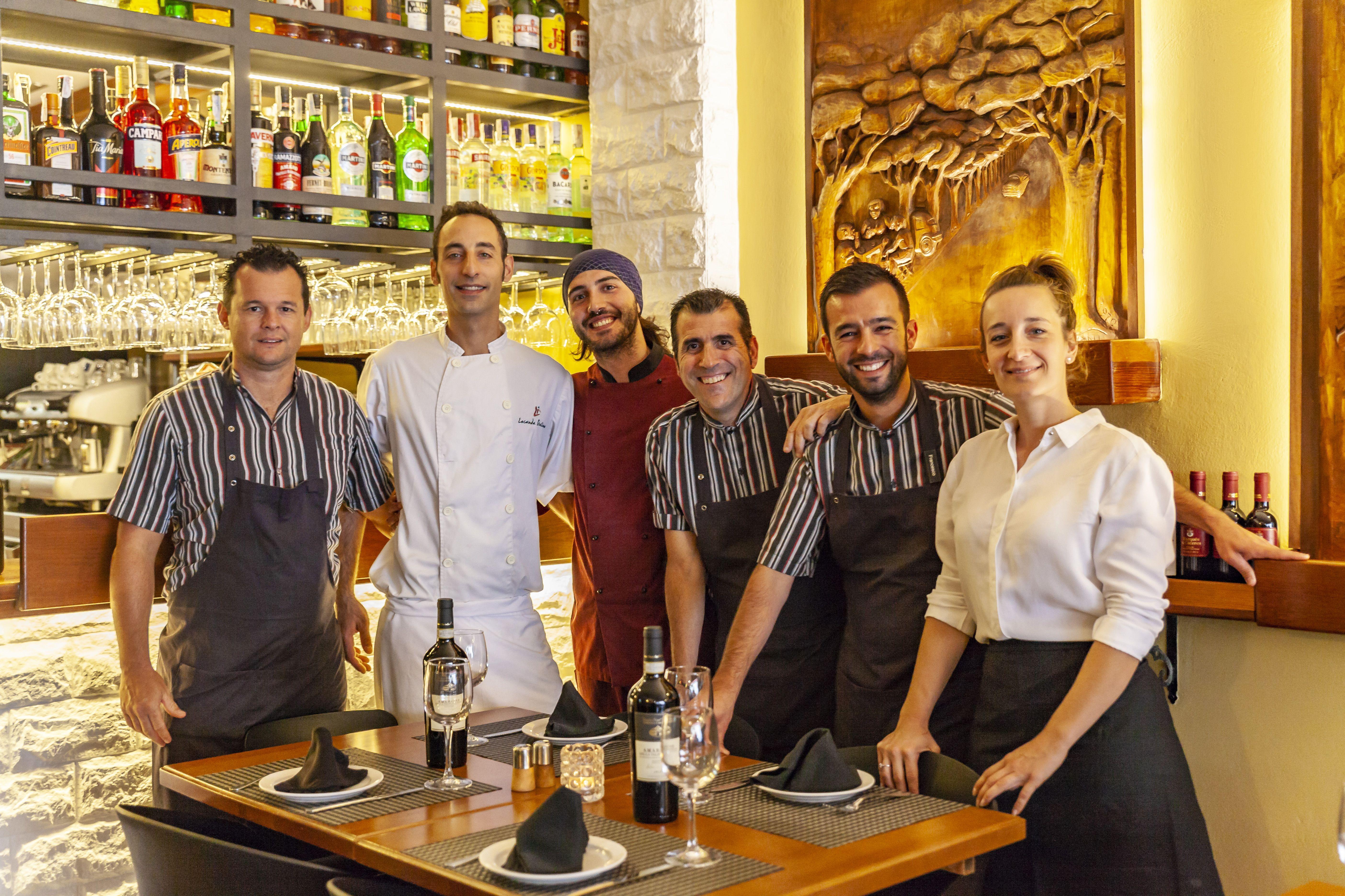 Foto 25 de Restaurante en Arona | Restaurante Locanda Italiana