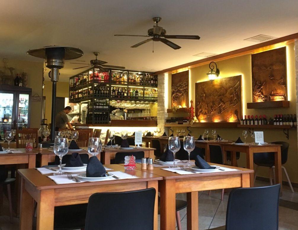 Restaurante italiano en Arona