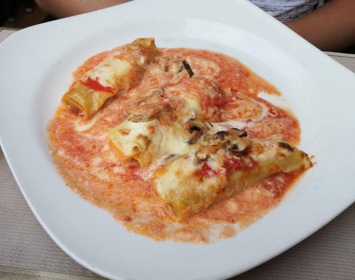 Platos recomendados por nuestro chef: Amplia carta de Restaurante Locanda Italiana