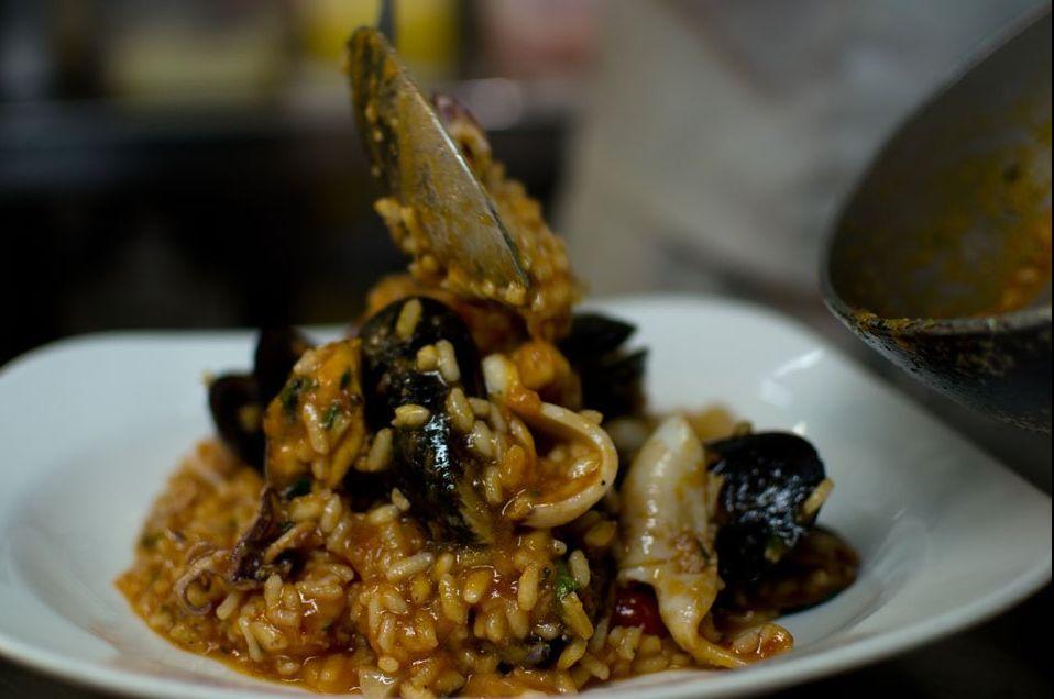 Risotti: Amplia carta de Restaurante Locanda Italiana
