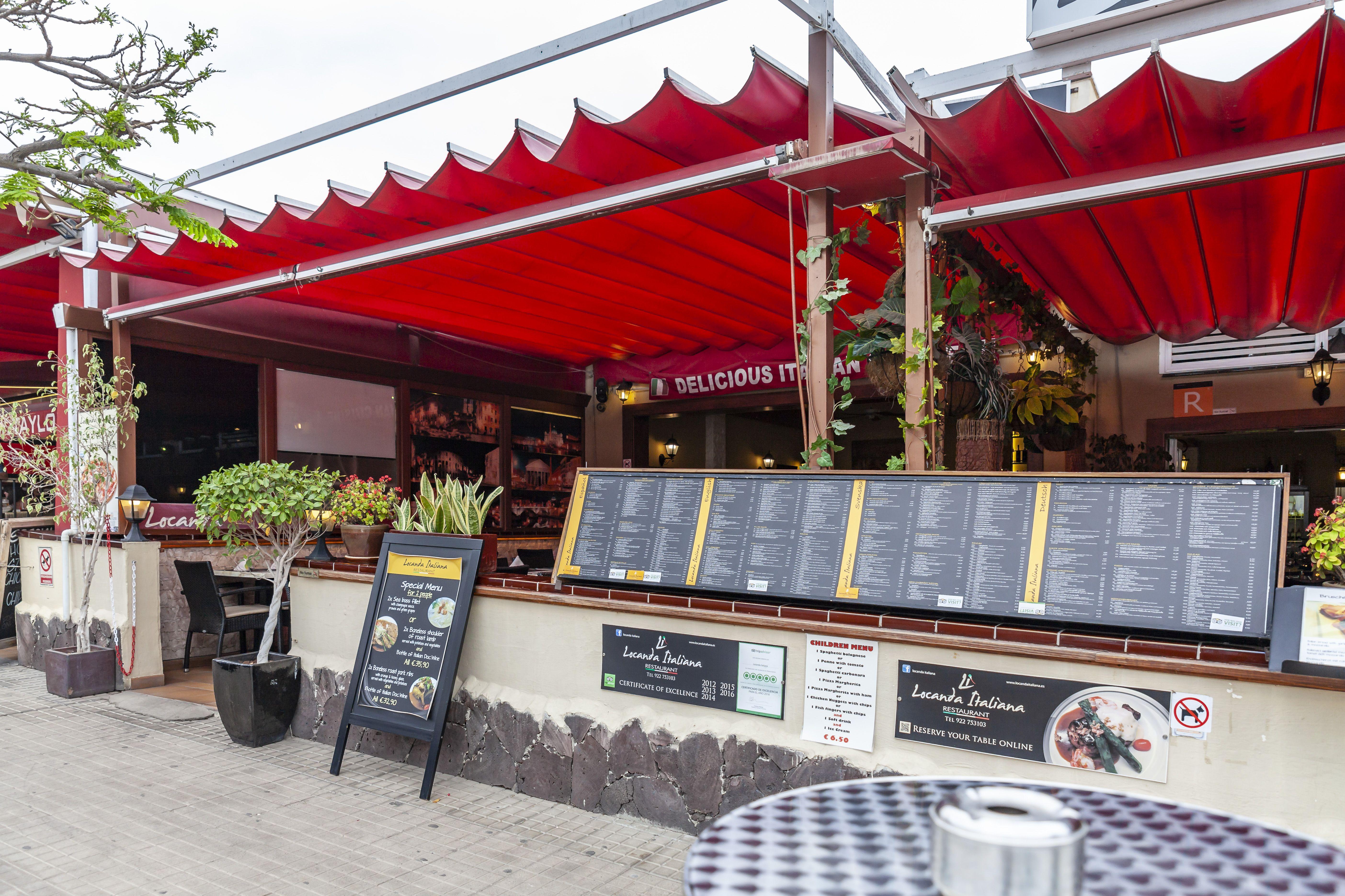 Foto 1 de Restaurante en Arona   Restaurante Locanda Italiana