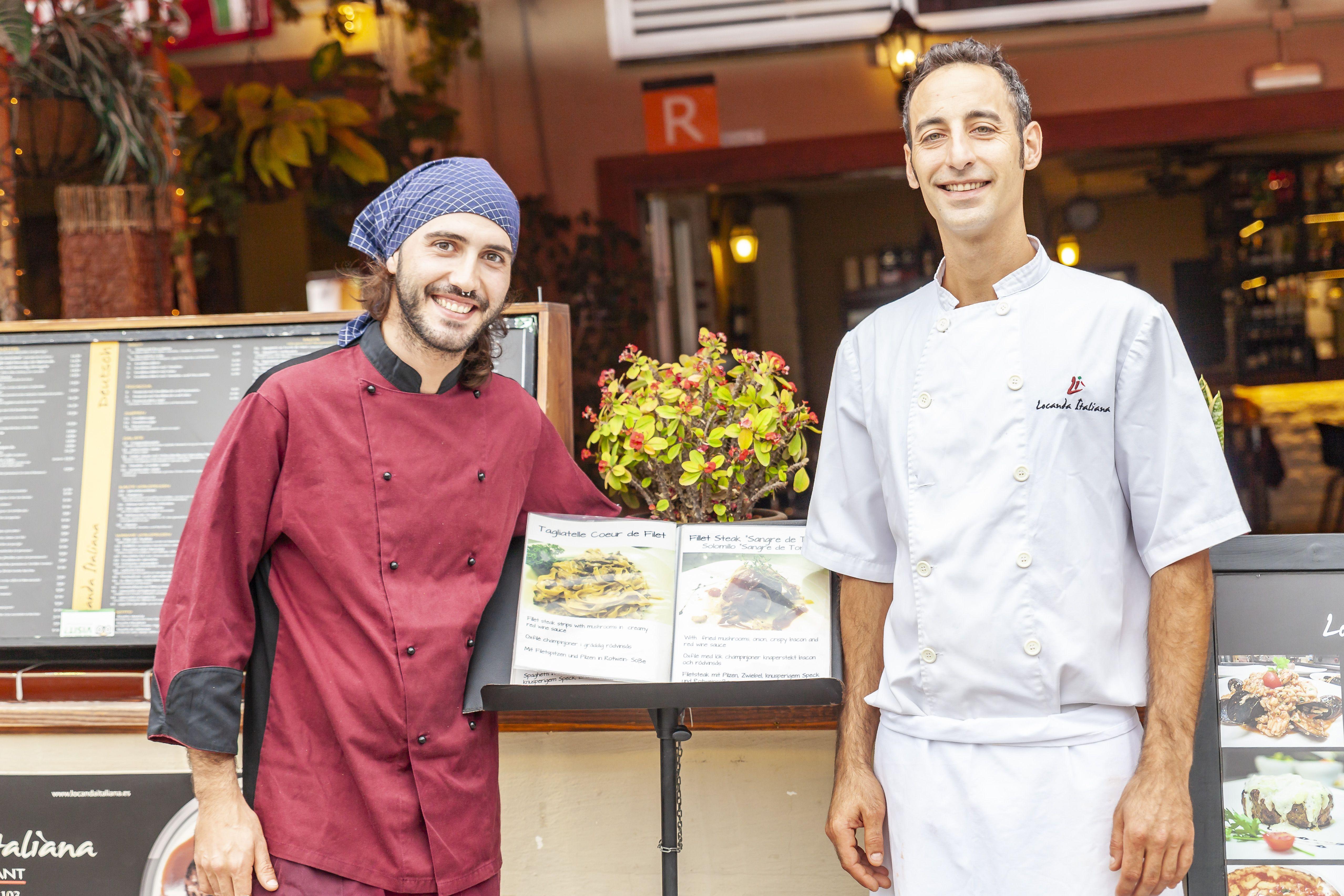 Gastronomía italianos de Arona