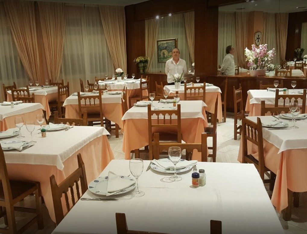Entrantes: Carta de Restaurante Fernando III