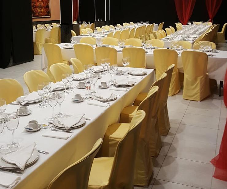 Restaurante para comidas de empresa en O Barco de Valdeorras, Ourense