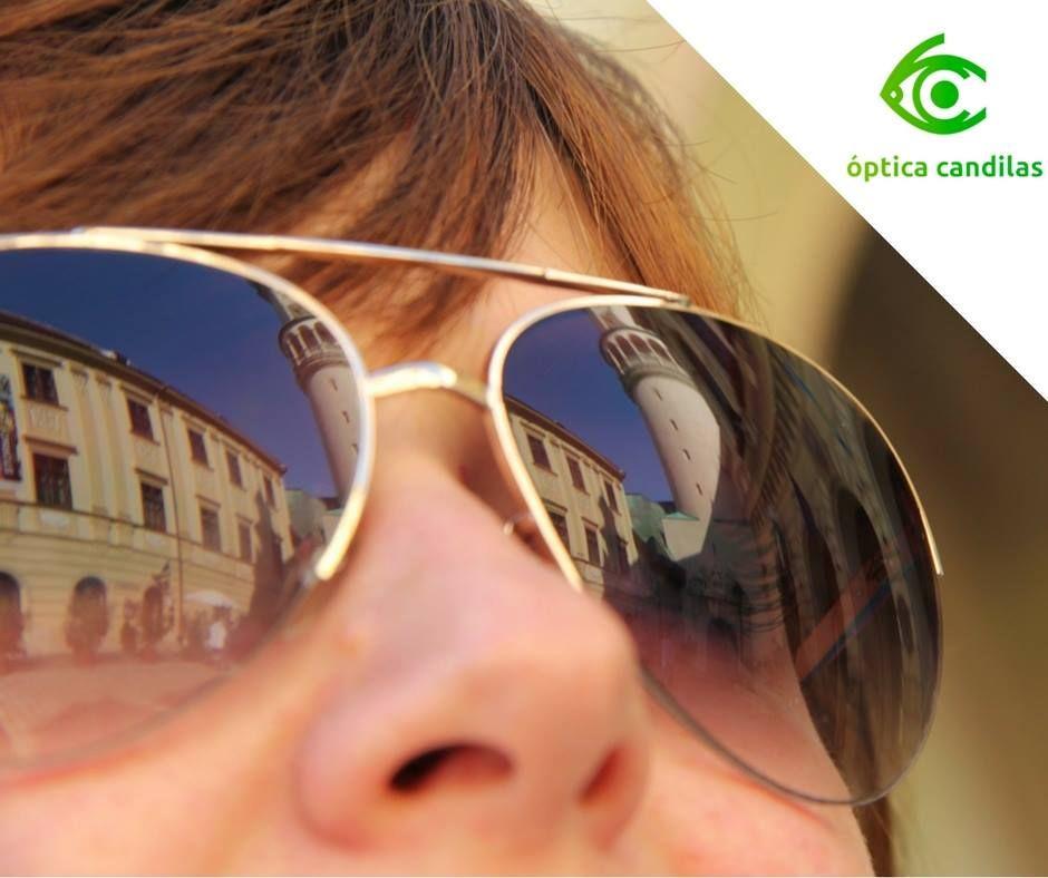 Gafas de sol en Tenerife