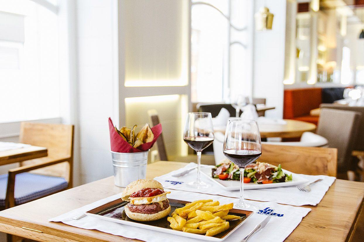 Menús: Carta y Menús de La Mary Restaurant León