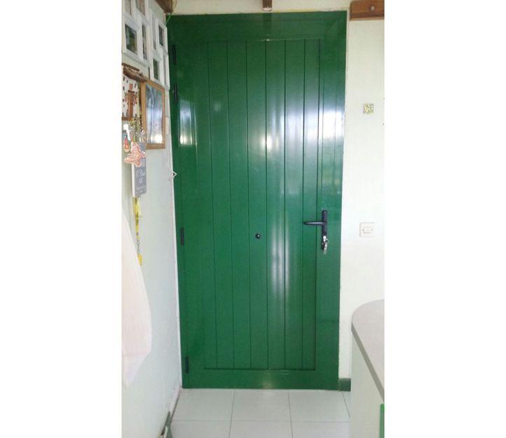 Puertas de aluminio las palmas de gran canaria aluminios - Cierres para puertas de aluminio ...