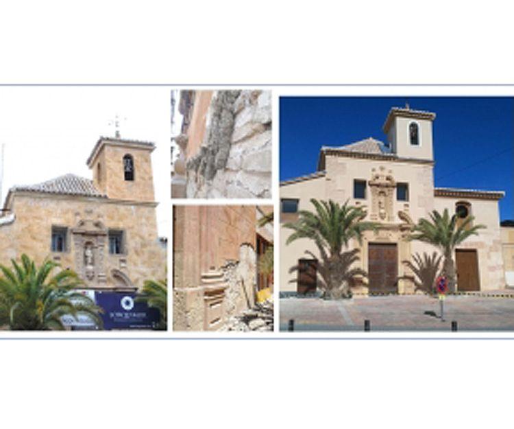 Empresa conservadora de bienes del patrimonio arquitectónico de Murcia