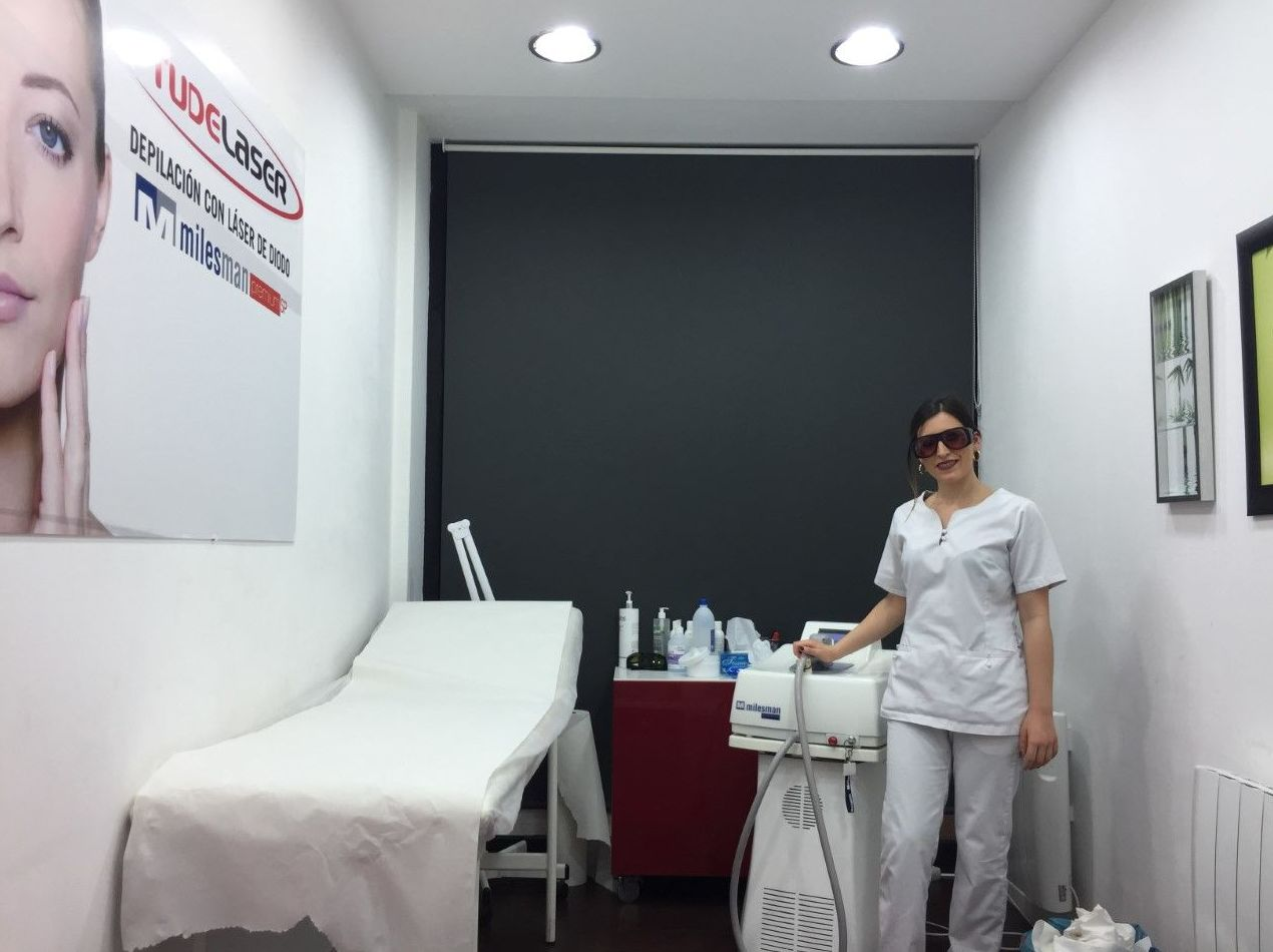 Foto 13 de Centro de depilación láser en  | Centro de Depilación Tudelaser
