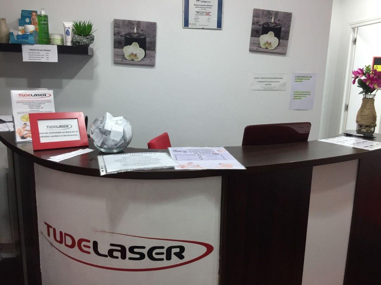 Foto 8 de Centro de depilación láser en  | Centro de Depilación Tudelaser