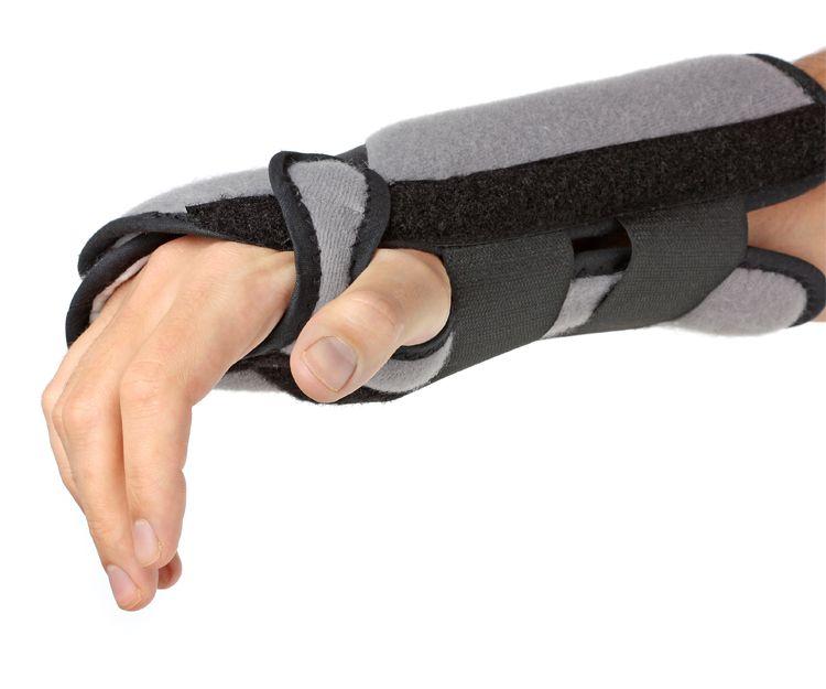 Artículos de ortopedia para los brazos