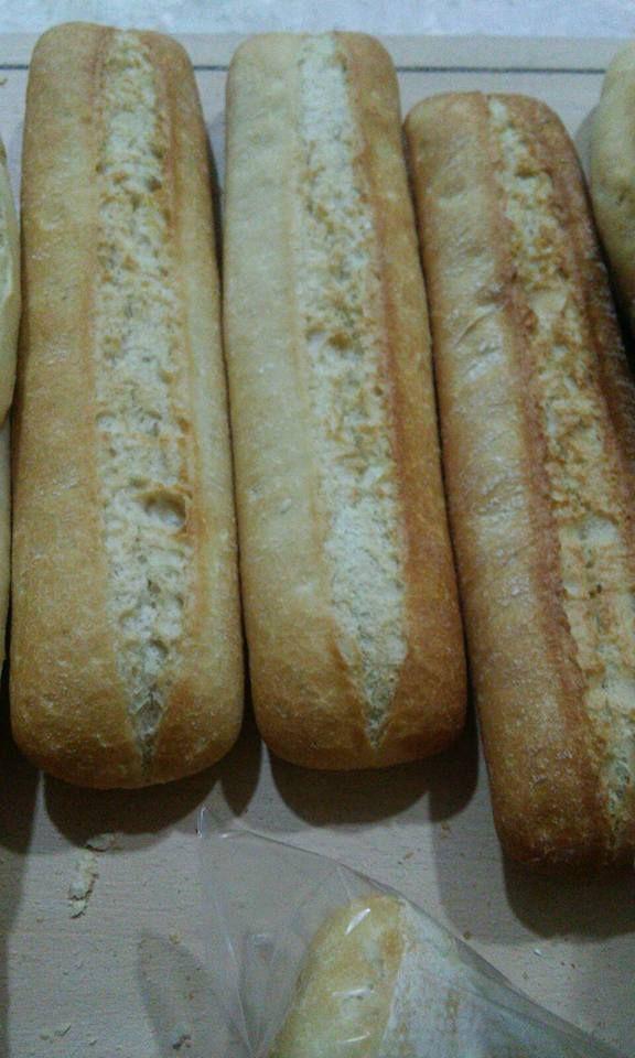 Venta de pan en Dos Hermanas
