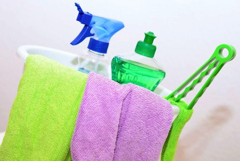 Limpieza de domicilios: Servicios   de Guter FF Ocaña