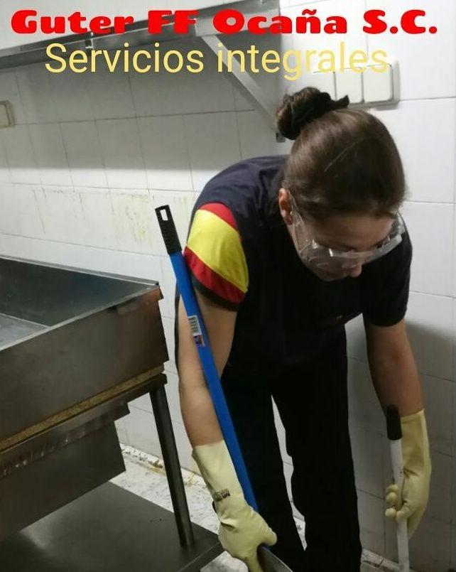 Limpieza y