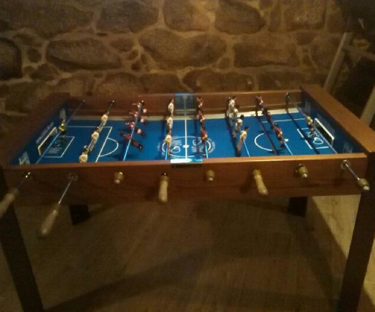 Venta 2º mano de futbolines en A Coruña