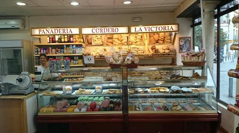 Panadería en Sevilla