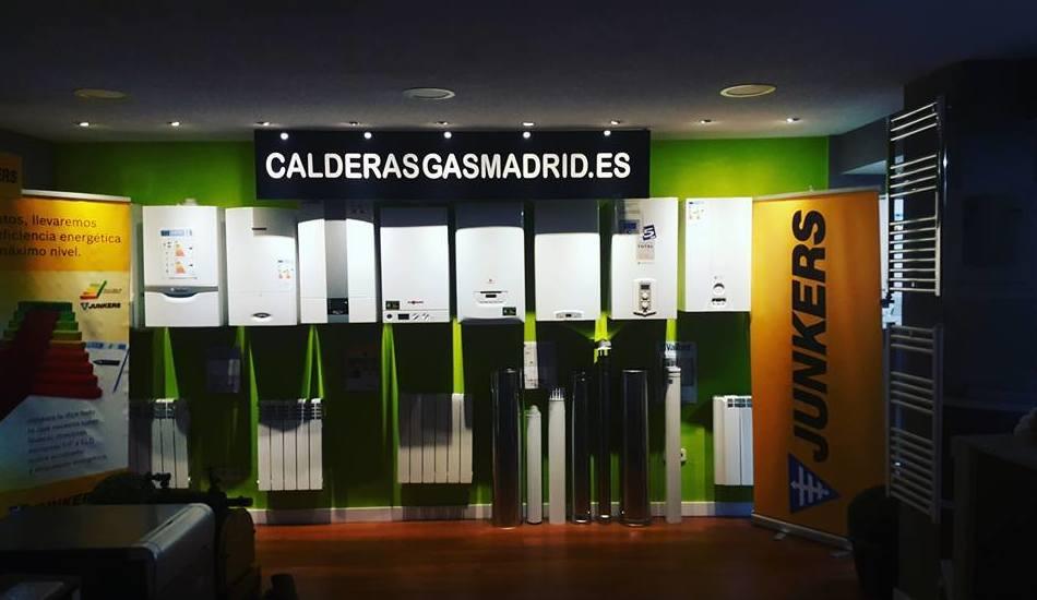 VENTA INSTALACION CALDERAS GUADALAJARA