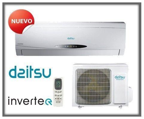 DAITSU SPLIT PARED INVERTER ASD9UI-EK: Productos de Instalaciones Hermanos Munuera