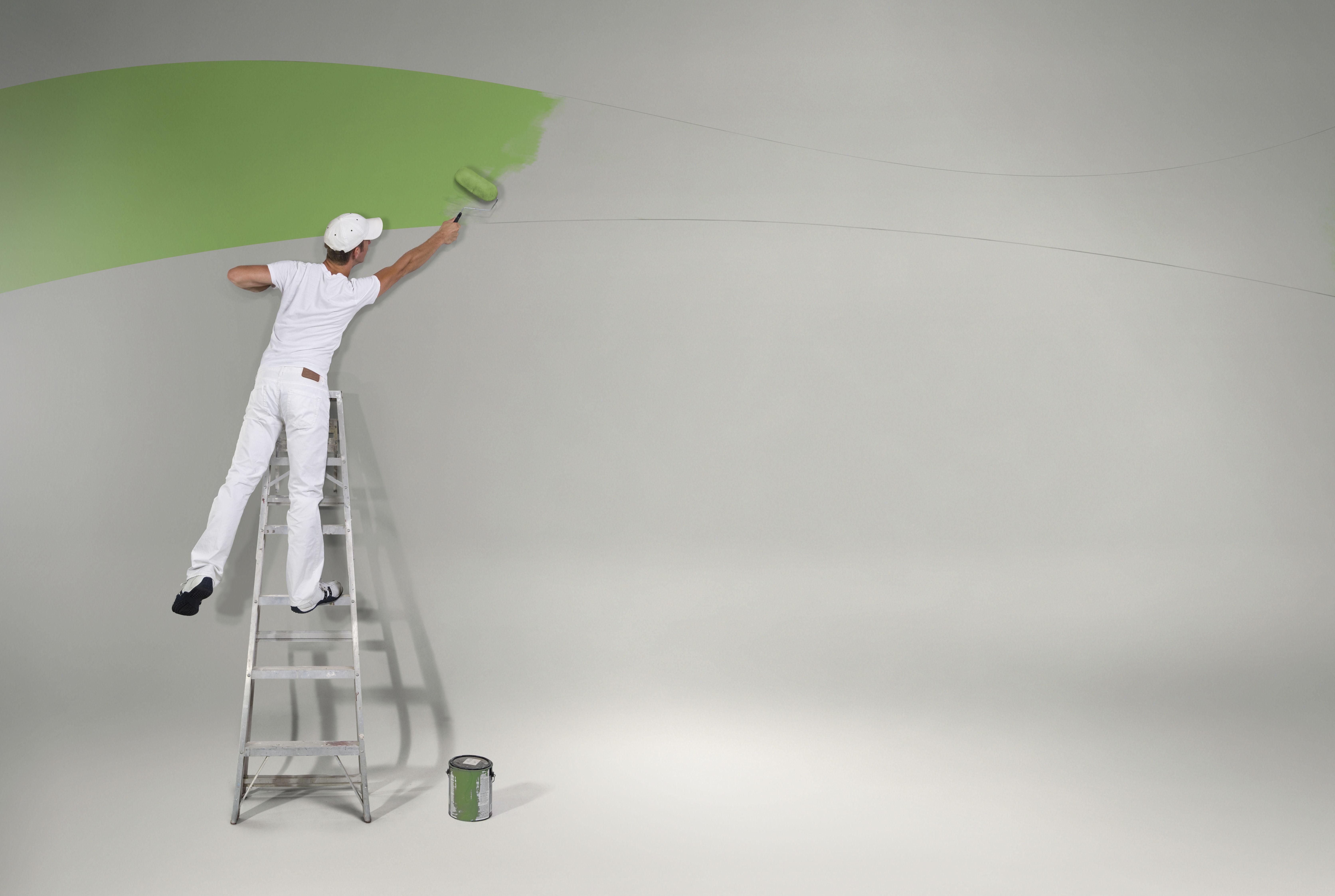Pintura: Servicios de Anpi Construcciones