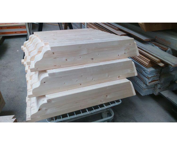 Foto 115 de Estructuras de madera en Zuera | Pirenaica Estructuras de Madera