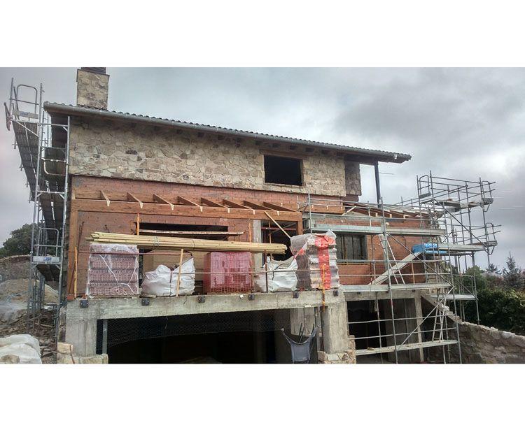 Foto 104 de Estructuras de madera en Zuera | Pirenaica Estructuras de Madera
