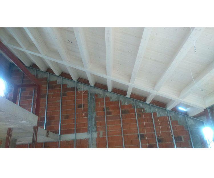 Foto 145 de Estructuras de madera en Zuera | Pirenaica Estructuras de Madera