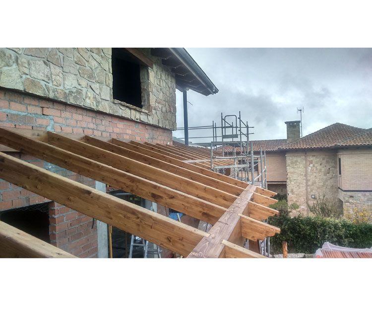 Foto 101 de Estructuras de madera en Zuera   Pirenaica Estructuras de Madera