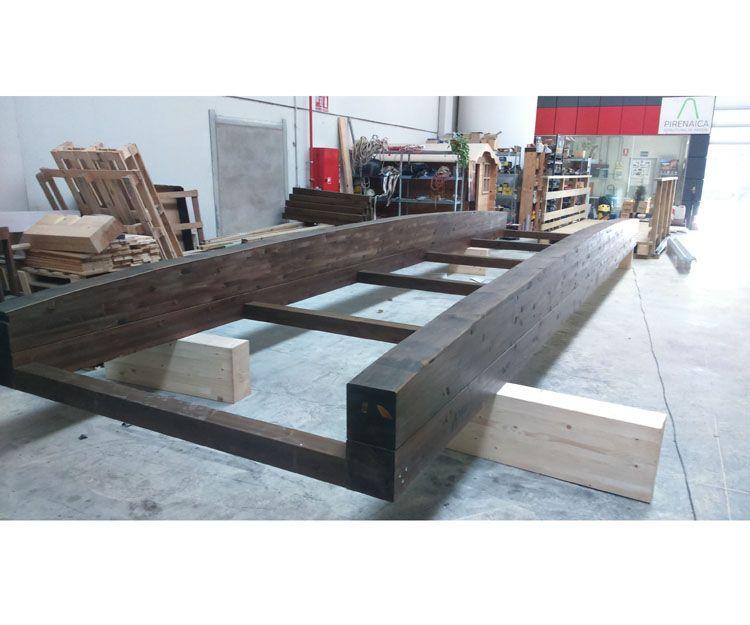 Foto 100 de Estructuras de madera en Zuera   Pirenaica Estructuras de Madera