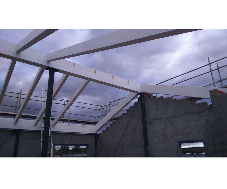 Foto 110 de Estructuras de madera en Zuera | Pirenaica Estructuras de Madera