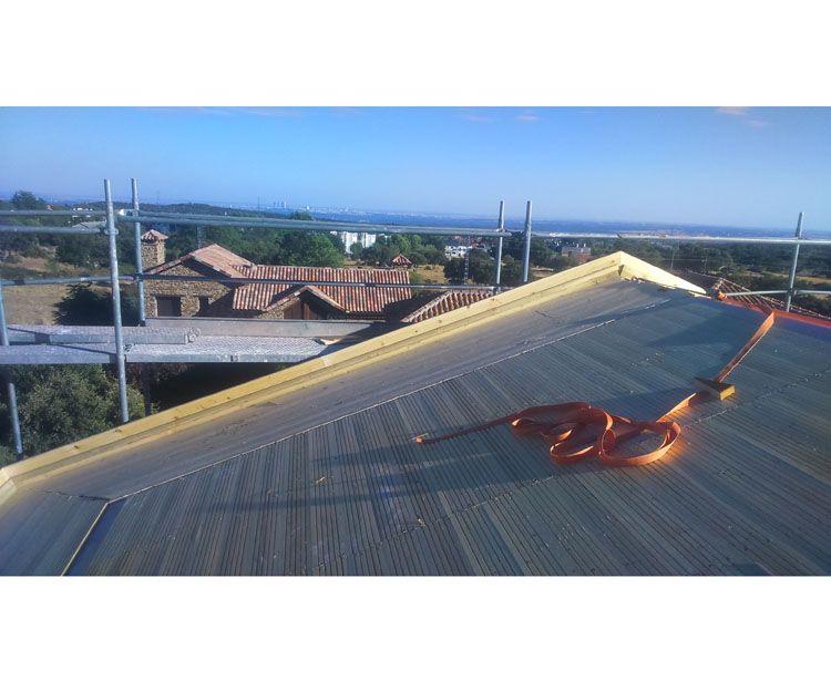 Foto 111 de Estructuras de madera en Zuera | Pirenaica Estructuras de Madera