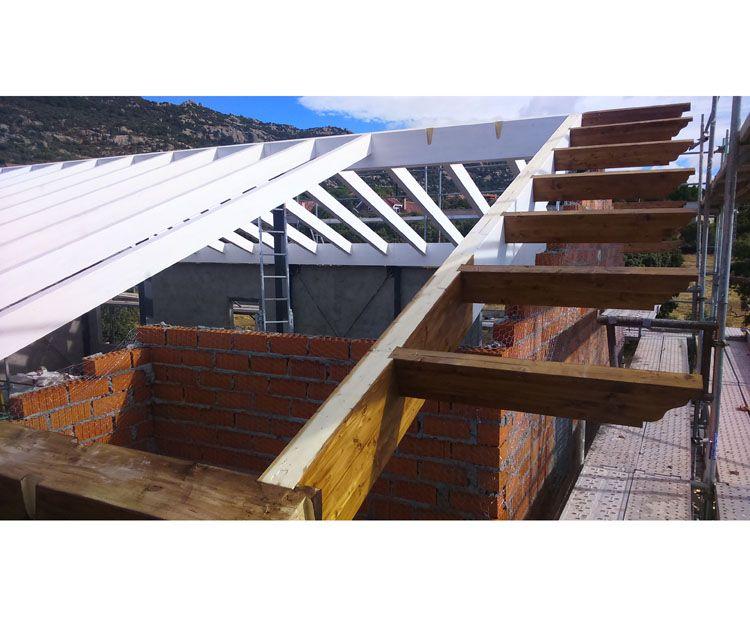 Foto 112 de Estructuras de madera en Zuera   Pirenaica Estructuras de Madera