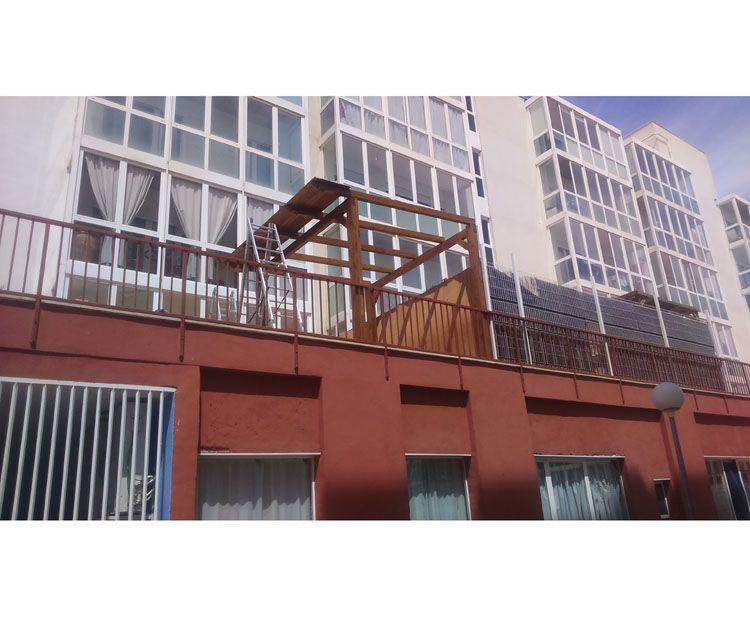 Foto 131 de Estructuras de madera en Zuera | Pirenaica Estructuras de Madera