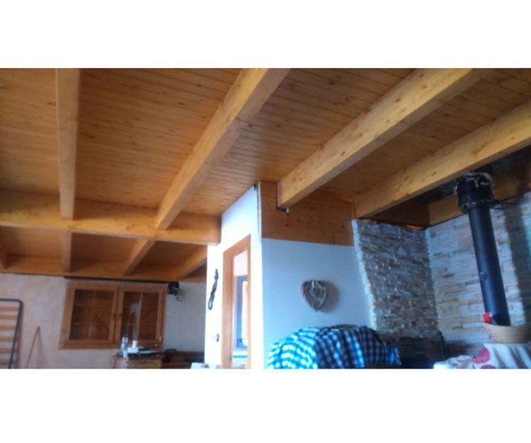 Foto 121 de Estructuras de madera en Zuera   Pirenaica Estructuras de Madera