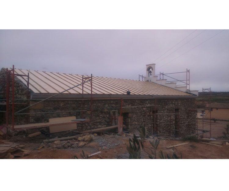 Foto 149 de Estructuras de madera en Zuera   Pirenaica Estructuras de Madera