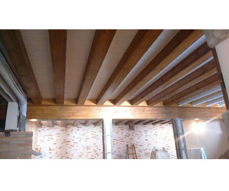 Foto 118 de Estructuras de madera en Zuera   Pirenaica Estructuras de Madera