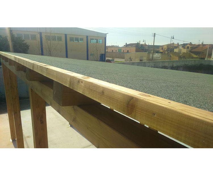 Foto 84 de Estructuras de madera en Zuera | Pirenaica Estructuras de Madera
