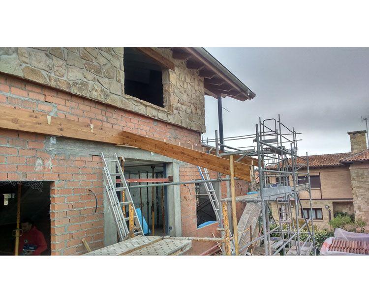 Foto 102 de Estructuras de madera en Zuera | Pirenaica Estructuras de Madera