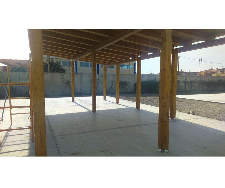 Foto 82 de Estructuras de madera en Zuera | Pirenaica Estructuras de Madera