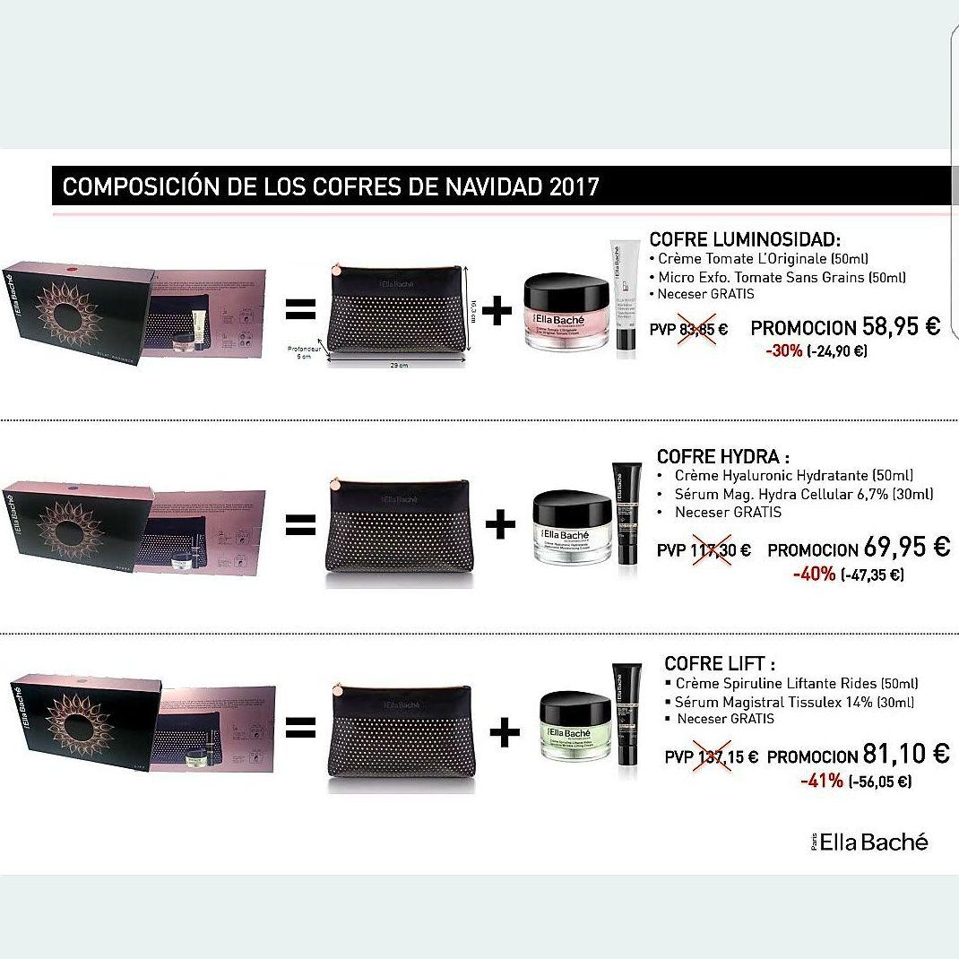 PROMOCIÓN COFRES DE NAVIDAD 2017