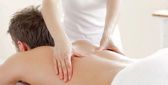 profesional masaje pequeño