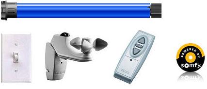 Motorización y automatización de toldos: Productos y servicios de Toldos y Persianas Dimalux