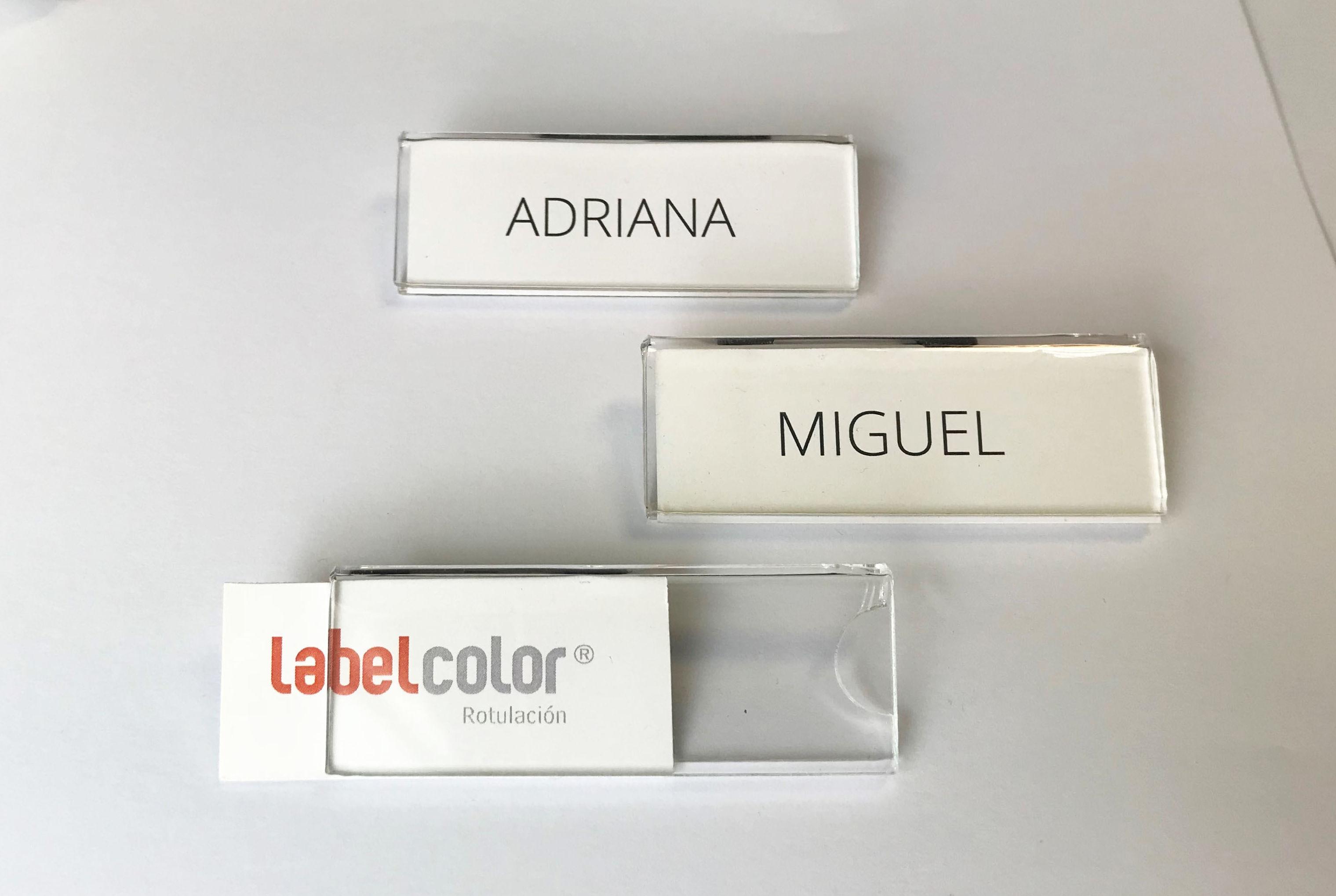 Foto 8 de Rotulación y señalización en Las Rozas | Labelcolor