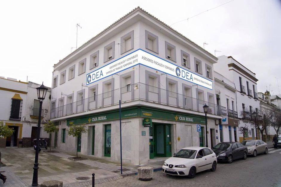DEA ETT en Carmona, Sevilla