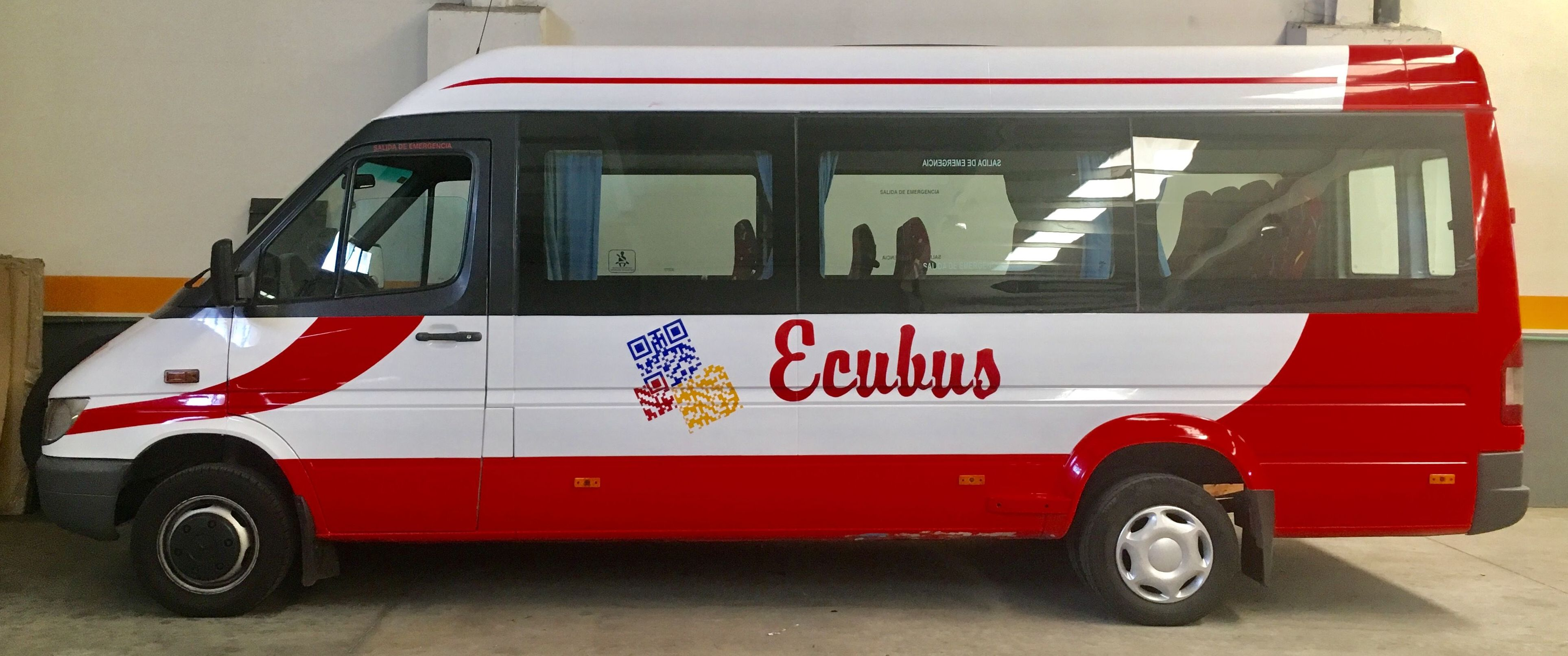 Microbús Salamanca